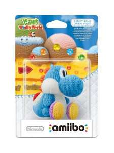 Blue Yarn/Wooly Yoshi amiibo Nintendo Wii U/3DS £9.53 prime / £11.52 non prime @ Amazon.co.uk