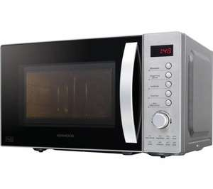 KENWOOD K20MSS15 Solo Microwave - Stainless Steel @ Currys (£59.99 Save £50.00)