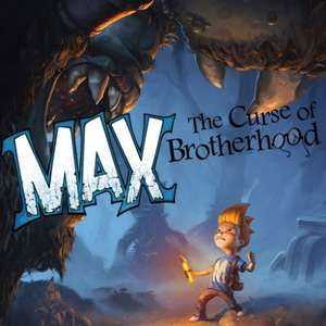 Max: The Curse of Brotherhood (X360) 30p @ Opium Pulses