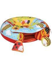 Red Kite Cotton Tail Sit Me Up Play Gym now £12 C+C @ Asda George