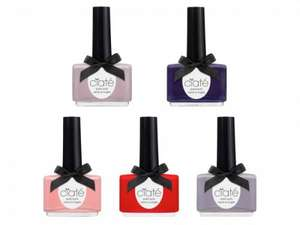 Free Ciaté London Nail Polish [worth £9] with purchase of March Issue In Style magazine