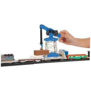 Chad Valley Power City Train and Crane Mega Value Set less than half price now £17.99 @ Argos