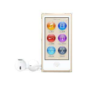 Apple 16 GB iPod Nano - Gold £109.99 @ Sold by Blue Trade and Fulfilled by Amazon