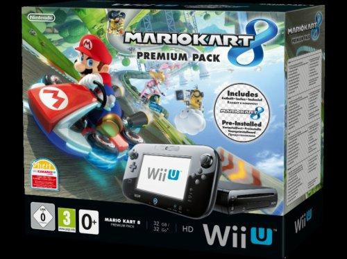 Premium Wii U + Pre-installed Mario Kart 8 @ Tesco - £199 Online