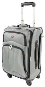 Swiss Gear (Wenger) small rolling suitcase - £36.13 @ Amazon (sold by Amazon)