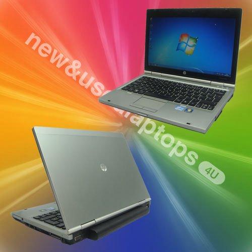 Refurbished FAST HP Elitebook 2560p CHEAP Laptop i5 2.50Ghz 4GB 320GB 1 Year Warranty WEBCAM £124.99 @ The Best Laptop Deals on the Net / Ebay