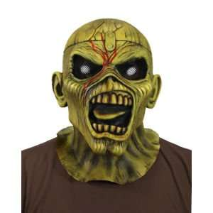 NECA Iron Maiden Eddie Piece Of Mind Latex Mask £4.49 delivered @ Zavvi (using code)