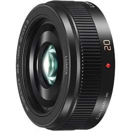 Panasonic Lumix G 20mm f1.7 Prime Lens (Mark II) £175.95 delivered @ Uk Digital