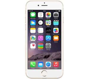 Apple iPhone 6 128gb Gold only £469  New PcWorld/ Currys @  Ebay