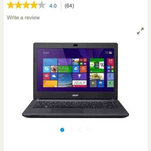 "Acer ES1-411 14"" laptop £149 @ Tesco Direct"