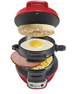 Breakfast Sandwich Maker was £30 now £15.74  (Prime) / £20.49 (non Prime)  cheapest ever on Amazon