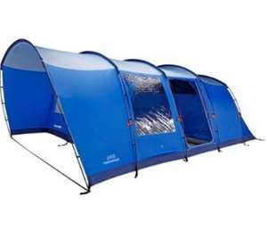 Vango Farnham 600 Tunnel Tent - Blue, 6 Person £211.32 @ Amazon with prime