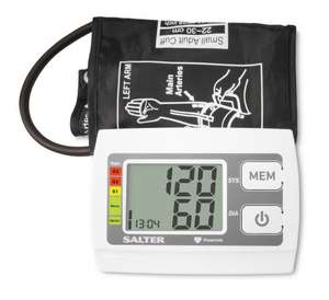 Asda - Salter Automatic Arm Blood Pressure Monitor £7.50 instore
