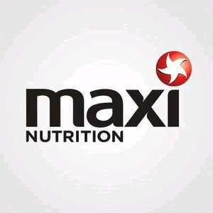 Maxi Nutrition 50% Student Discount online using Unidays