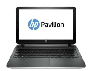 HP Pavilion 15-p228na Laptop, 15.6inch, Intel Pentium N3540, 4GB RAM, 1TB, Windows 8 – Silver (1366 x 768 pixels) £229 @ Tesco Direct