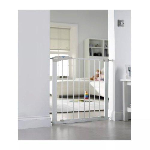 Lindam Sure Shut Safelock Baby Gate @ ASDA (Swansea ) £17 with £15 worth of Home Saftey Essentials free