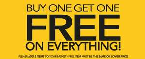 Buy One get One Free @ Bags ETC
