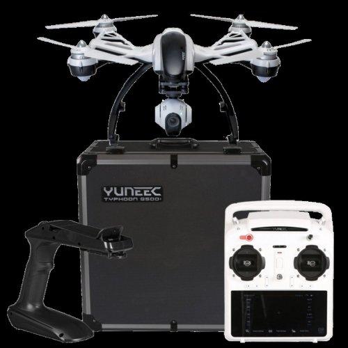 Yuneec Q500+ Typhoon Quadcopter with CGO2-GB Camera and Aluminium Case - Buy Yuneec Q500+ Typhoon Quadcopter with CGO2-GB Camera and Aluminium Case £599 at Clifton Cameras