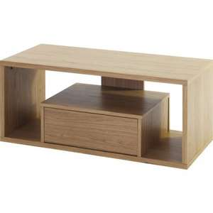 Oak effect TV stand @ JTF for £11.99