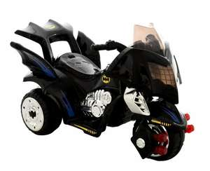 Batman 6V Battery Operated Bat Bike Now £65 C+C @ Tesco Direct