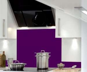 Glass splashbacks from £19.99 @ Brooklyn Trading