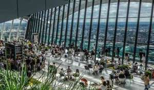 FREE Spectacular Views of London - Sky Garden
