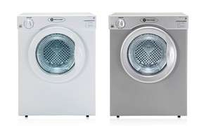 White Knight 3kg Vented Tumble Dryer from £122.99 With Free Delivery (Up to 21% Off) @ Groupon