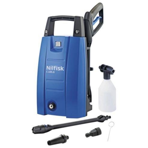 Nilfisk C105 Pressure Washer £40 @ Tesco free C&C