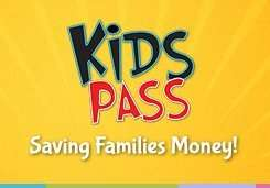 KIDS PASS £1 for 90 Days!