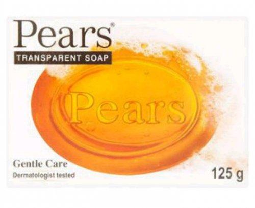 Pears Transparent Soap 125g ::: 52p superdrug