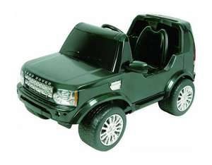 Land Rover 6V Kids Electric Ride On Car Green £75 del @ Tesco Ebay
