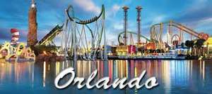 Family of 4 flights to Orlando Florida from Glasgow Easter Holidays British Airways via Skyscanner & Gotogate