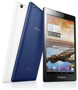 Lenovo-TAB 2 A8 8 Inch 16GB 1GB HD Wi-Fi Android Tablet (refurb) Blue or White £69.99 @ Argos/ Ebay