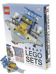 Lego A Visual History Book.. Inc lego 50% Off £12.99 @ thebookpeople