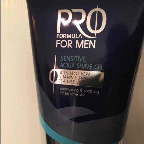 shave gel pro formula £1 @ Tesco
