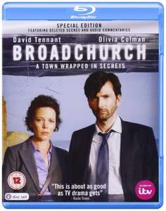 Broadchurch Series 1 Special Edition Blu-Ray £5 Delivered @ BBC Shop