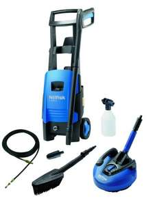 NILFISK Compact C125.3-8PC 125 Bar 1800w Pressure Washer £102.12 delivered at World of Power