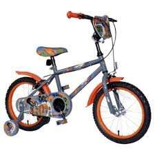 "Urban Rider 16"" Kids' Bike with Stabilisers half price £22.50 (£2 c&c or £3 delivery) @ Tesco"
