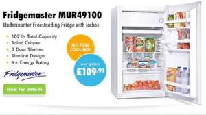 Great Deals on Fridges & Freezers with Crampton & Moore