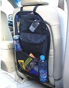 Car back seat organiser £1.99 @ Amazon (Sold and dispatched by Digiflex) (Free Delivery)