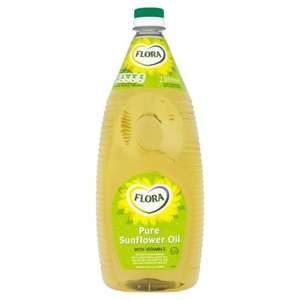 Flora Pure Sunflower Oil  2Ltr - usually £4.00 but now £1.50 - instore @ Morrisons