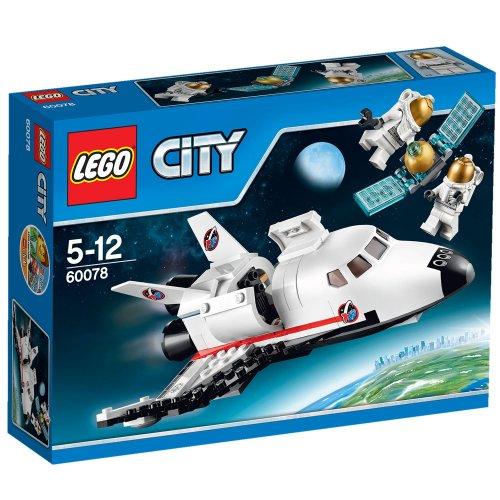 Lego City Space Port Utility Shuttle £13.49 Prime / £17.48 Non Prime @ Amazon