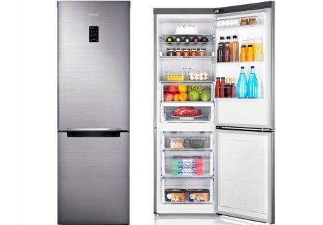 Samsung RB31FERNBSS Silver Freestanding Fridge Freezer, A+++ Energy Rating - £529 @ applianceelectronics