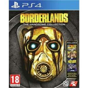 Borderlands Handsome Jack Collection PS4/XBOX ONE £16.99 @ Argos BACK IN STOCK