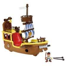 Fisher-Price Disney Jake And The Neverland Pirates- Pirate Adventure Bucky £11 plus £3 c&c @ Tesco Direct  Low Stock