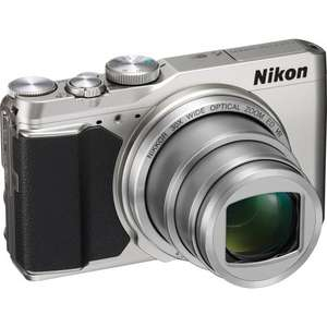 Nikon CoolPix S9900 Digital Camera - Black / Silver £179 @ Currys