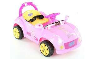 Peppa Pig 6V Electric Ride On Car £35 (WAS £119.00) @ Halfords
