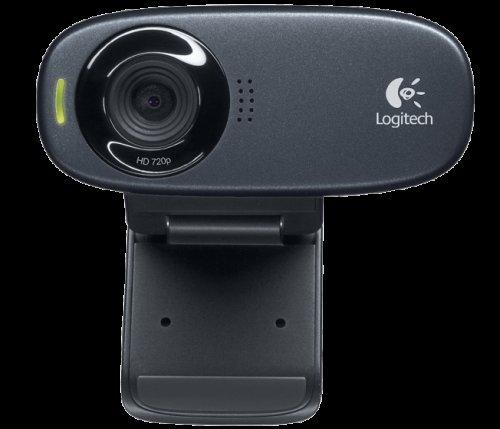 Logitech HD Webcam C310 £13.59 (£2 c&c) @ John lewis