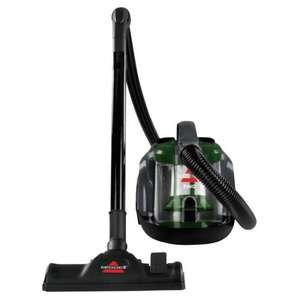 This deal Sucks! Bissell Zing 1571T Cylinder Vacuum - Multi-floor (hard floor & carpet) - 750w - Was £60 Now £30