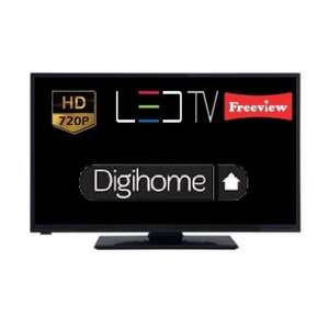 "Digihome 32278HDDLED 32"" LED TV  £118 TESCO EBAY"